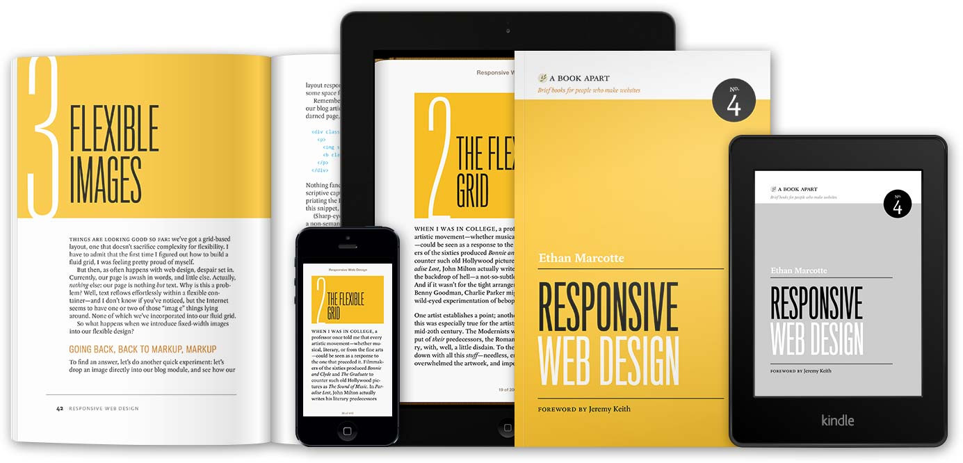 Responsive Web Design For Mobile And Tablet Devices