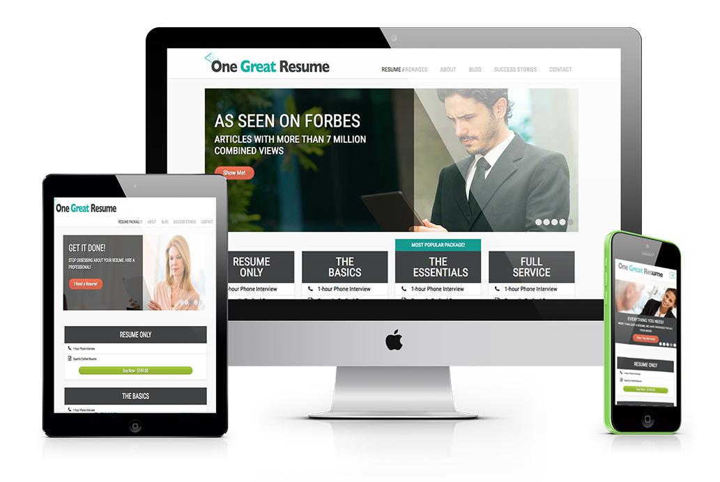 ecommerce website screenshot